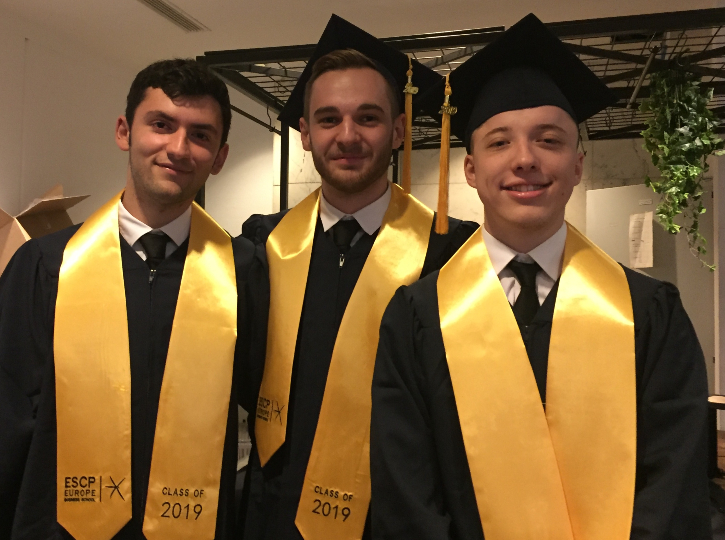 Alex Walden Graduation 2019