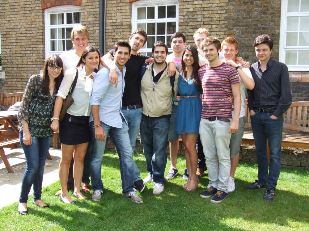 ESCP International students