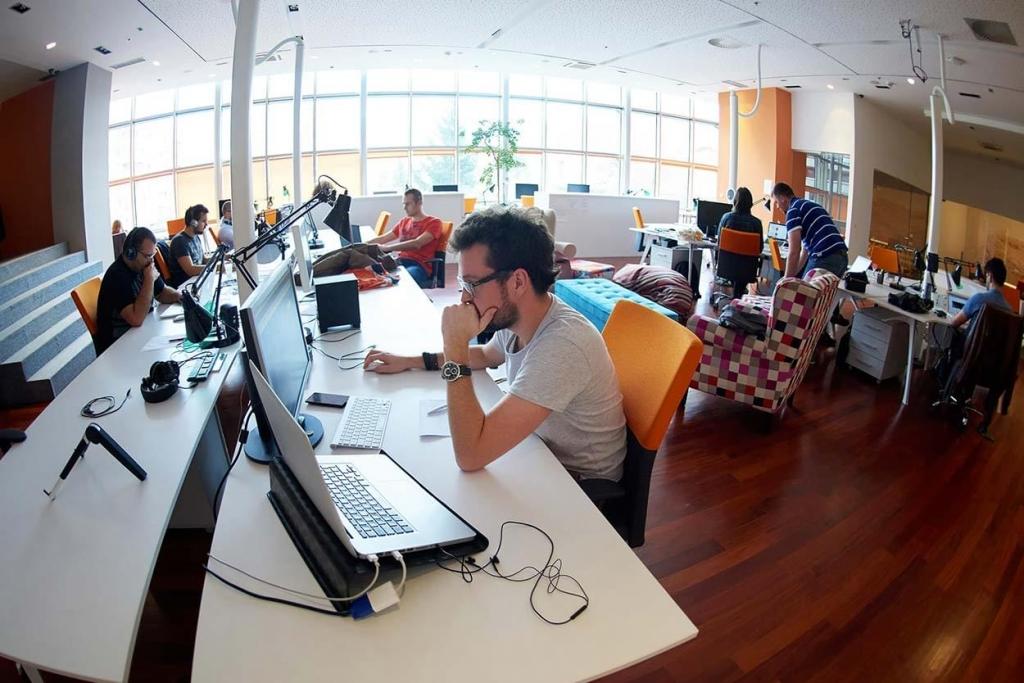 IONIS 361 Startup Incubator