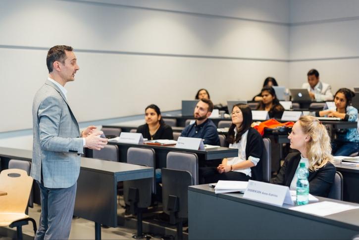 Handling Uncertainty at ESCP Business School