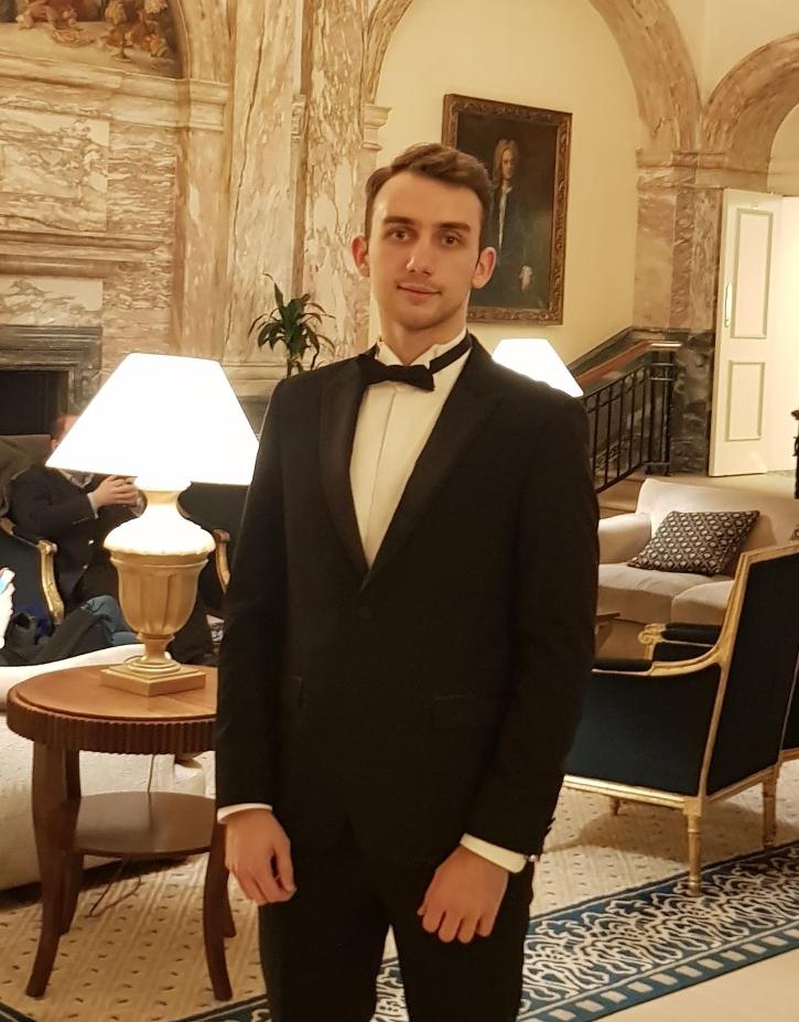 Darislav Dikov alumnus ESCP Bachelor in Management (BSc)